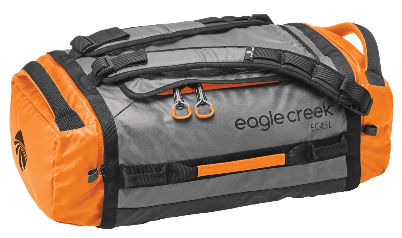 Eagle Creek Cargo Hauler Duffel 45L   S orange grey - au eb1771eb95431