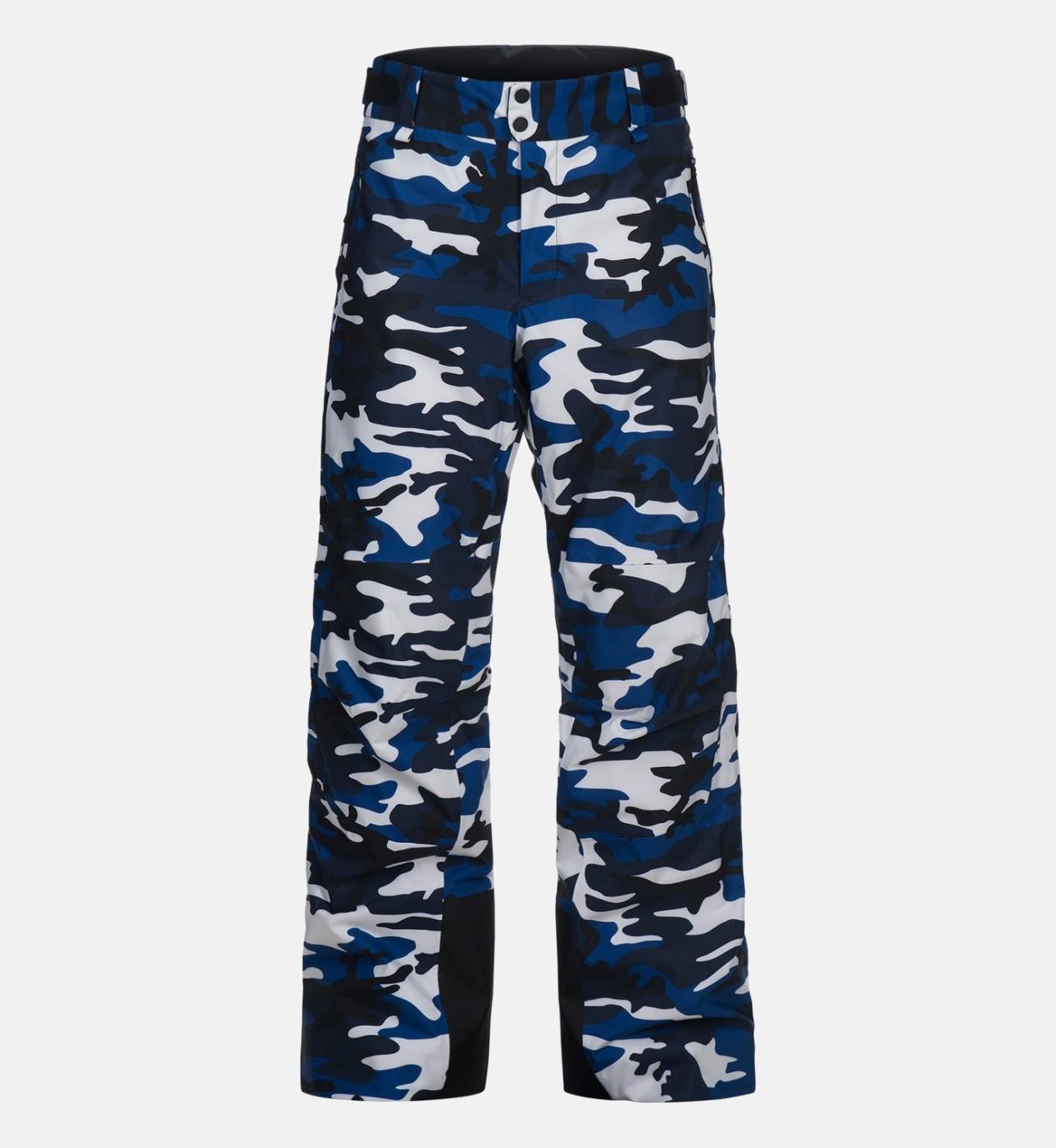Peak Performance Men s Padded HipeCore+ Maroon Ski Pants Pattern - en f60660559