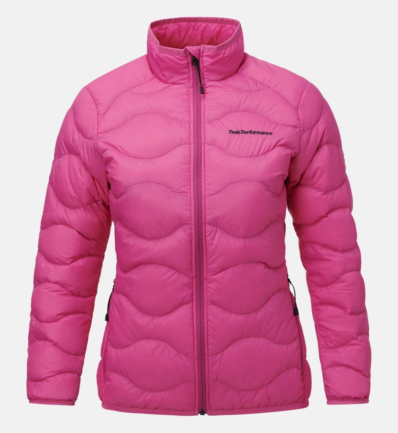 7de86a6e22c870 Peak Performance Women s Down Helium Jacket Vibrant Pink - us