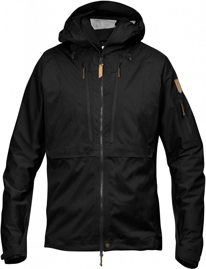 FjallRaven Keb Eco-Shell Jacket Black-30