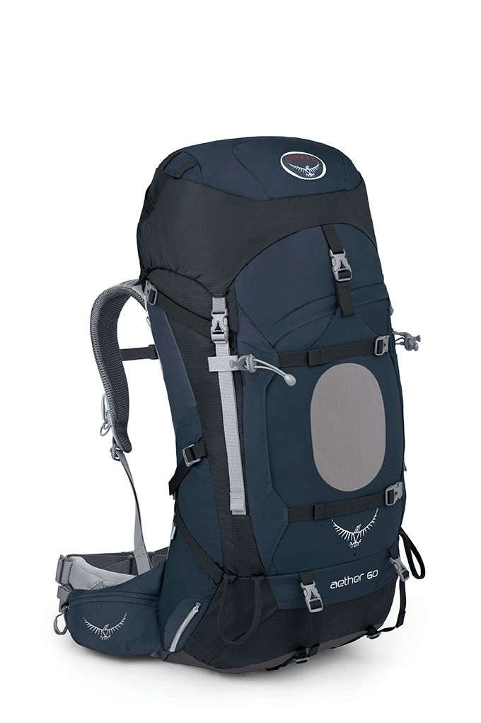 Osprey Aether 60 Midnight Blue-30