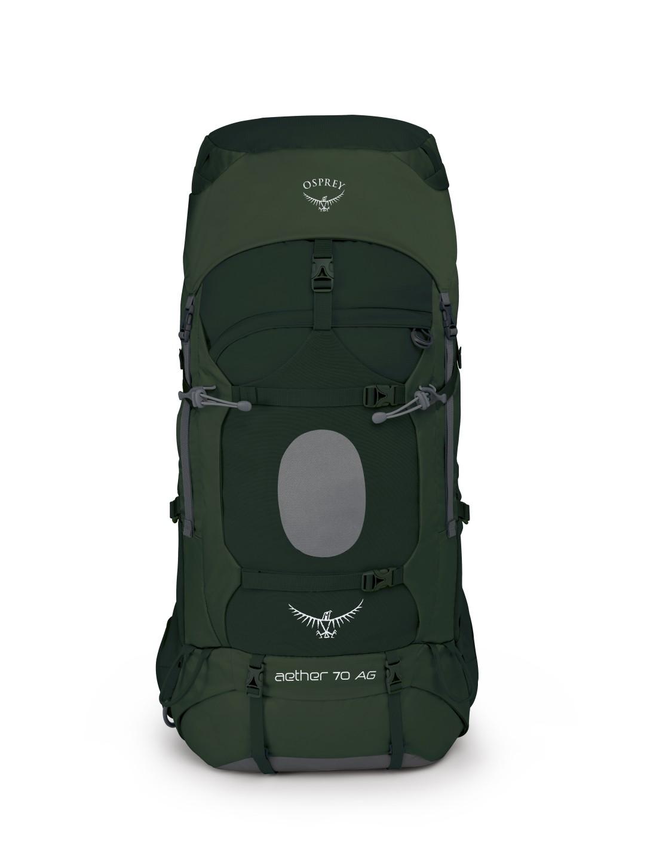 5fe045ecfc Osprey Aether AG 70 Adriondack Green - nz