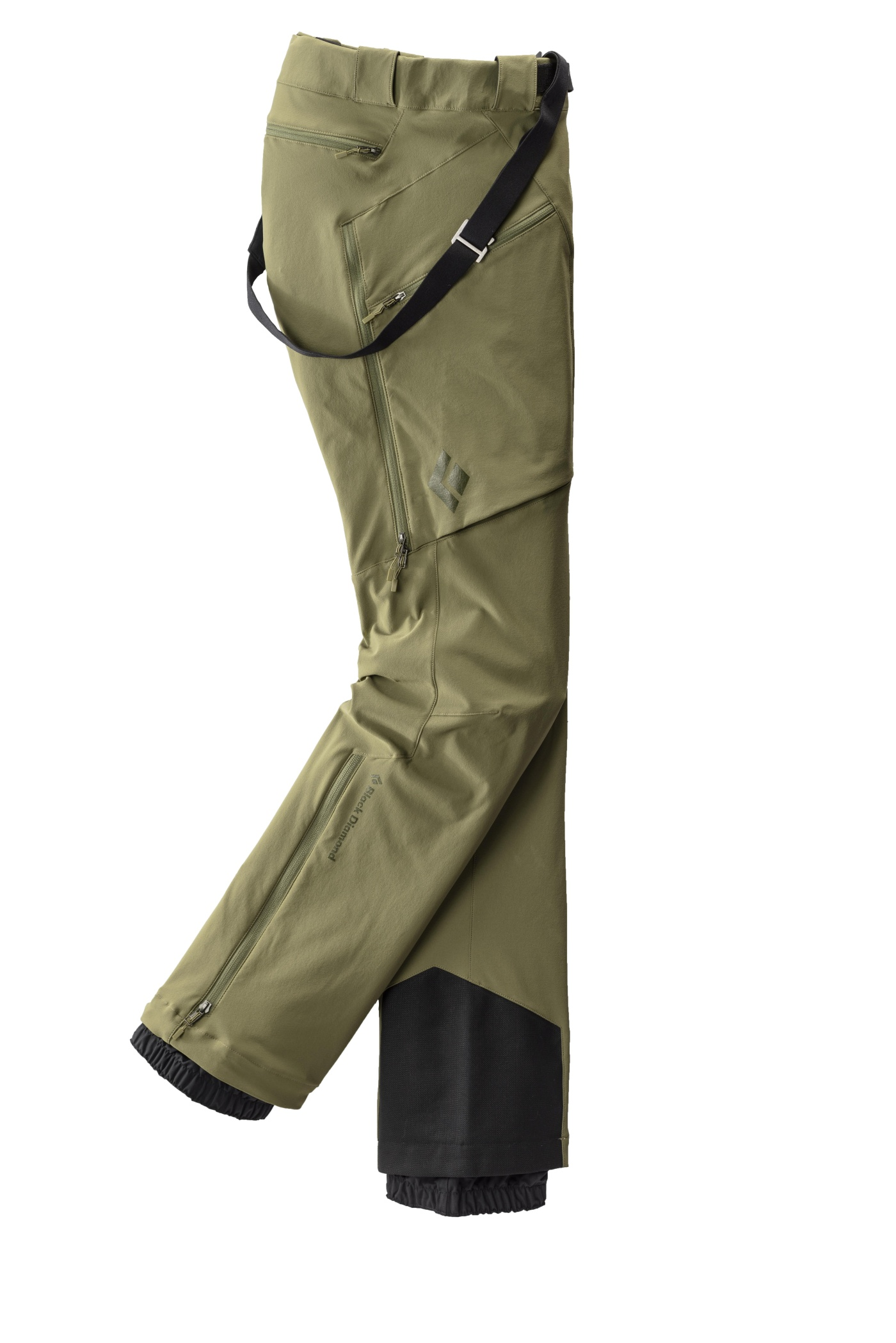 bf006da60 Black Diamond M Dawn Patrol Pants Burnt Olive - us
