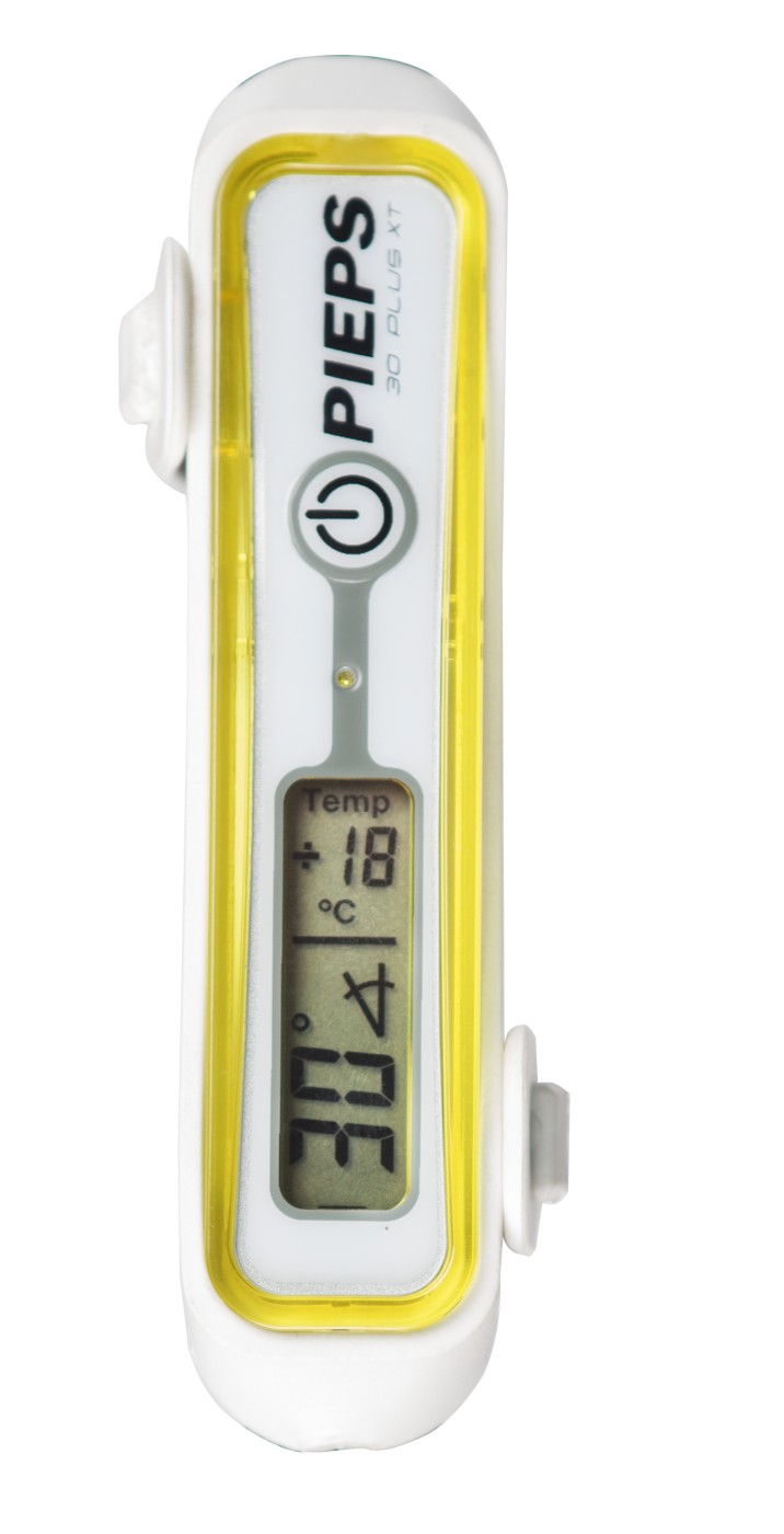 PIEPS 30°Plus Xt - white - Avalanche Transceivers