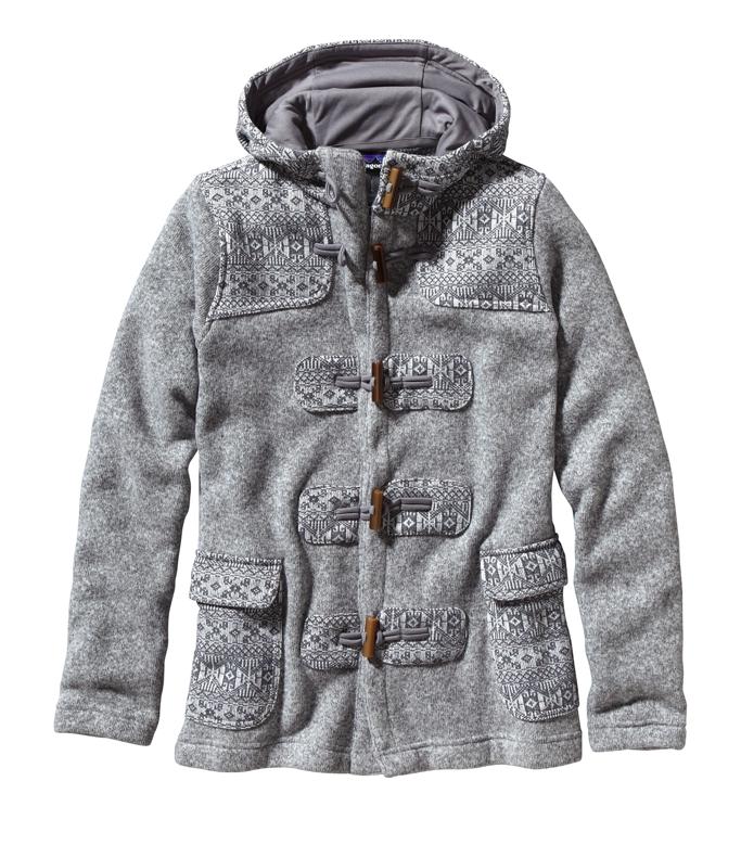 ffef4f9e3df Patagonia Better Sweater Icelandic Coat Isle of Skye  Birch White - au