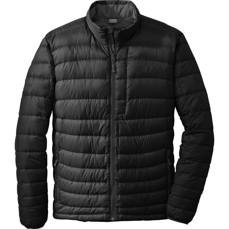 Outdoor Research Men´s Transcendent Sweater - 001-BLACK - Daunenjacken XL