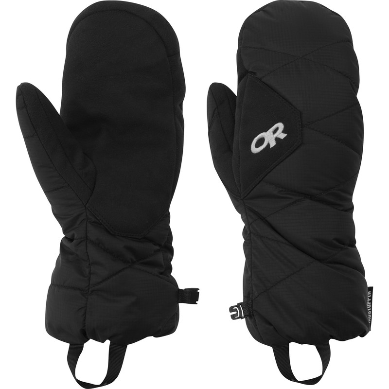 Outdoor Research Phosphor Mitts - 001-BLACK - Handschuhe L