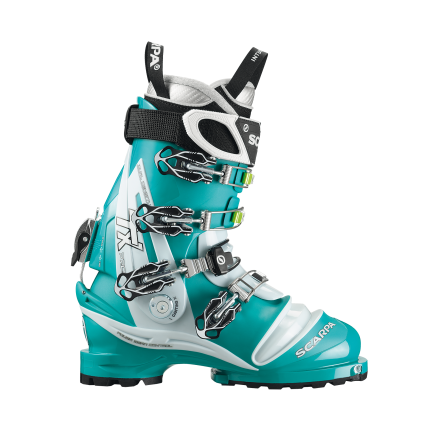 Scarpa Tx Pro Wmn Emerald/Ice Blue-30