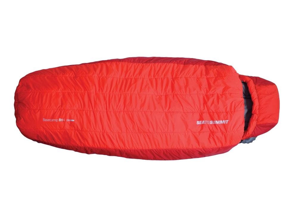 Sea To Summit BaseCamp Synth - BS3 Reg - Red - Daunenschlafsäcke
