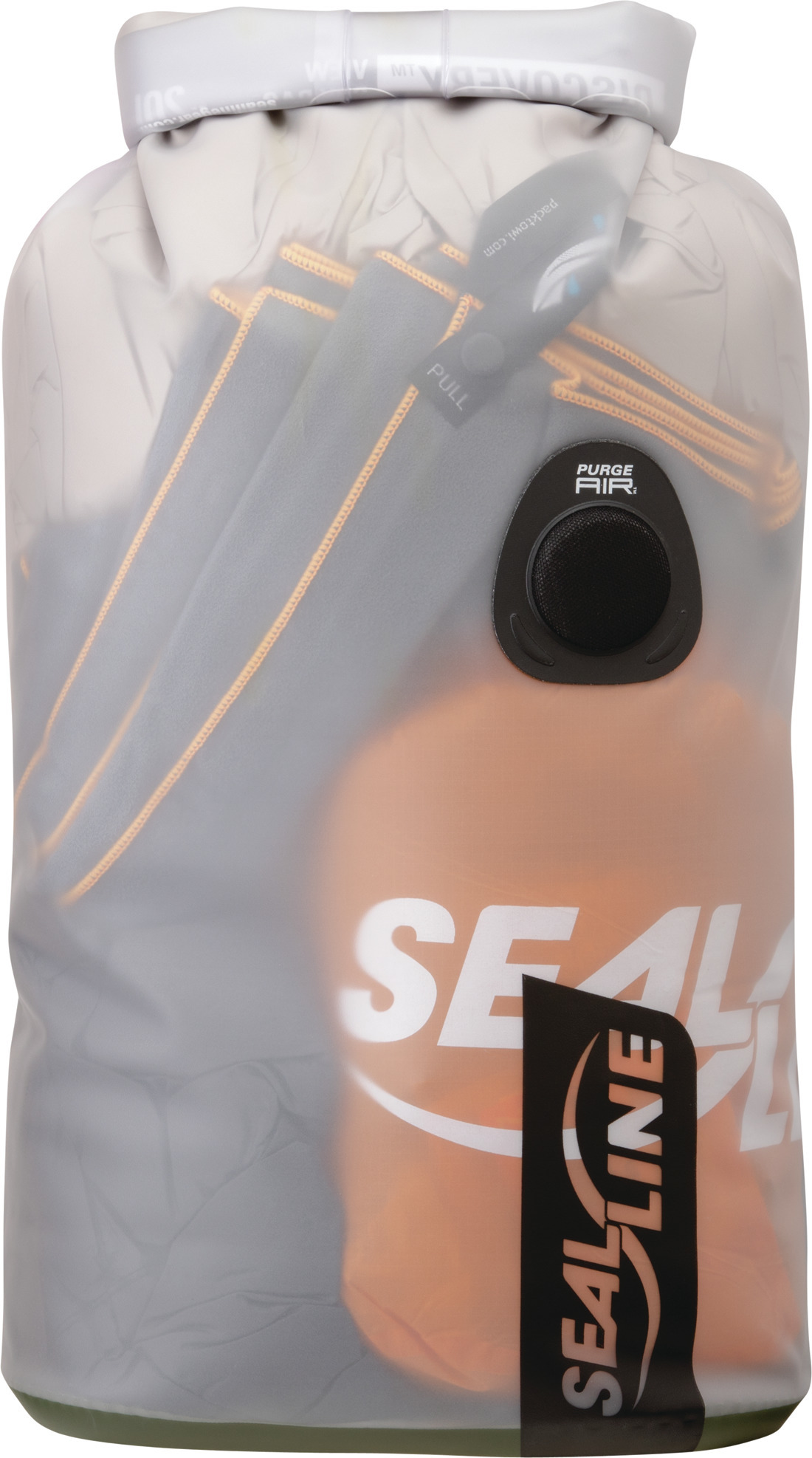 Sealline Discovery View Dry Bag 10L Olive-30