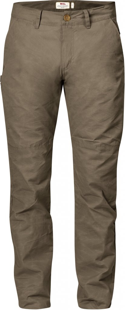 25cc10faf044c FjallRaven Sormland Tapered Trousers Taupe - us