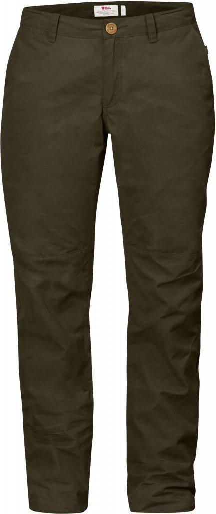 48cd5cface6c7 FjallRaven Sormland Tapered Trousers W Dark Olive - us