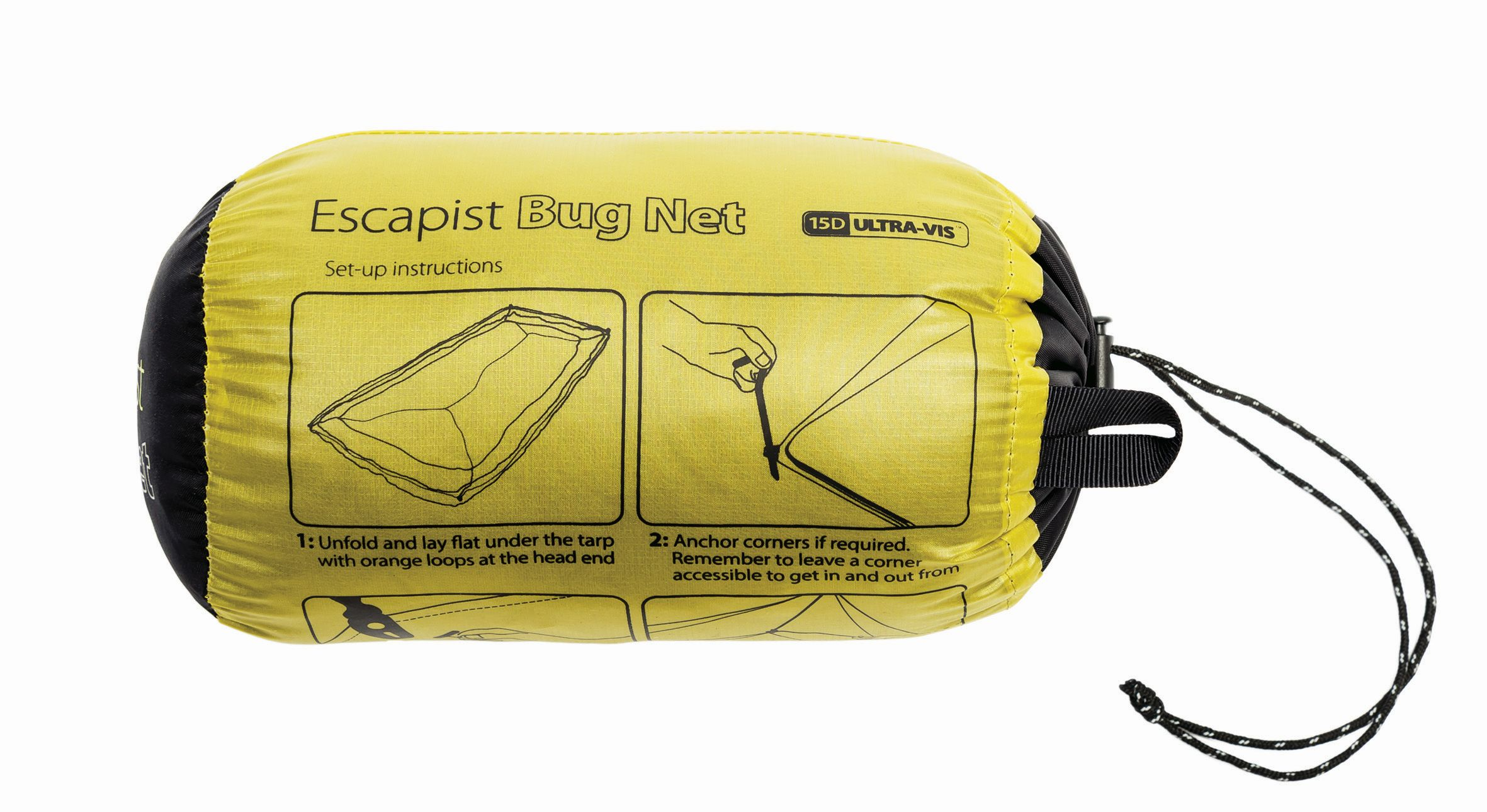 Sea To Summit Escapist Ultra-Mesh Bug Tent -  - Zelte