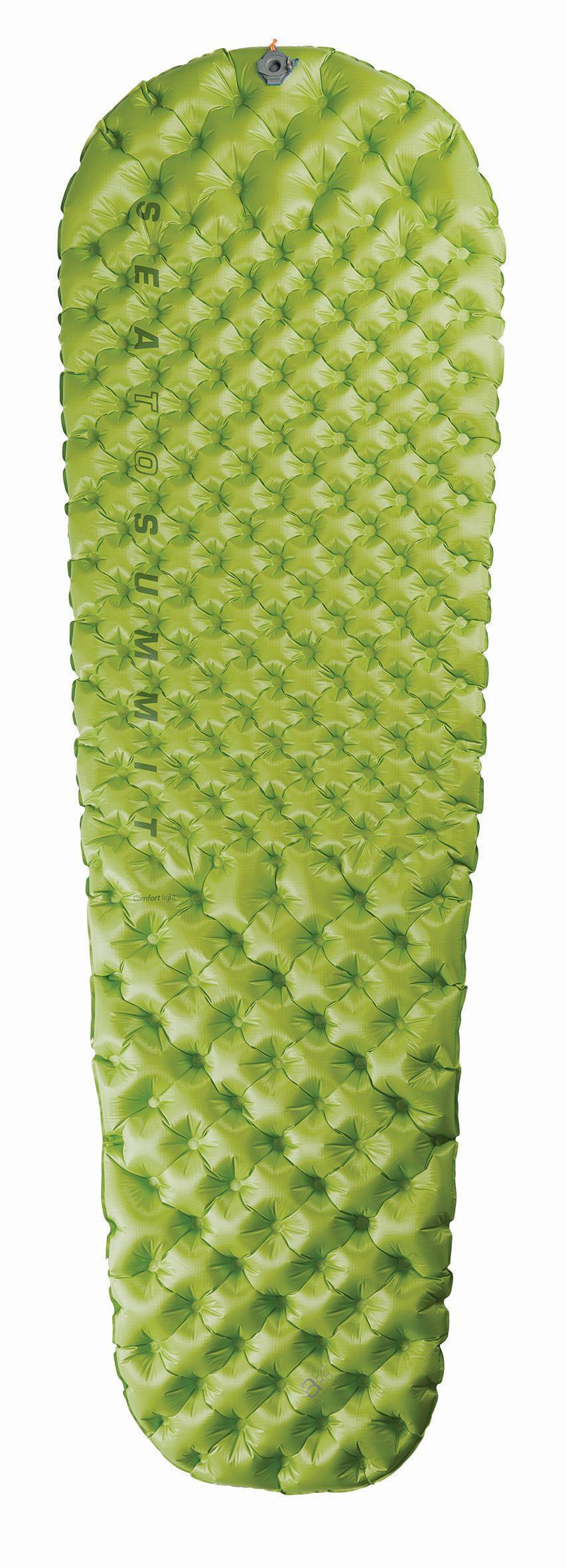 Sea To Summit Comfort Light Insul Mat Regular - Green - Thermoluftmatraze